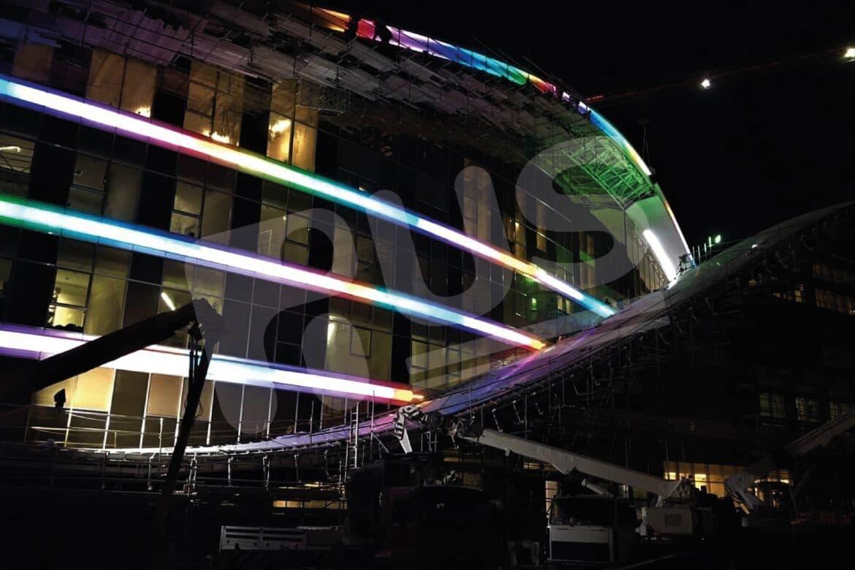 Işıklı Pleksi Vakum Işıklandırma Sistemleri